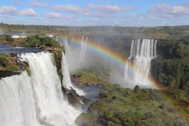 Cataratas do Iguaçu fecha primeiro semestre com mais de 208 mil visitantes