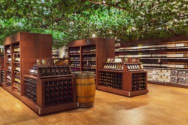 Shopping China em Ciudad del Este tem promoção de vinhos a partir de U$ 3,30