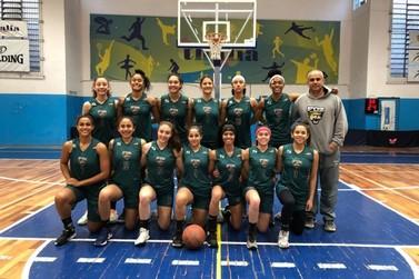 Abasfi Foz Basquete Feminino é finalista do Campeonato Paranaense Sub-19