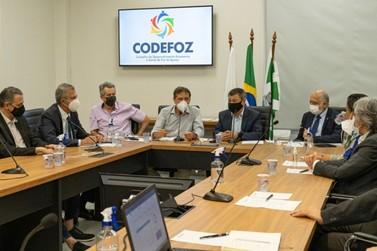 Chico Brasileiro apresenta onde estão sendo aplicados os royalties da Itaipu