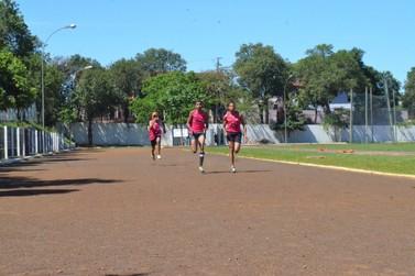 Pista de atletismo do Ginásio Costa Cavalcante passará por revitalização