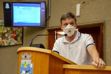 Por questões de saúde, Sérgio Fabriz deixa a direção-geral do Hospital Municipal