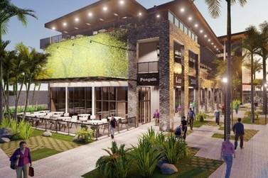 Porto Iguaçu vai ganhar grande e moderno shopping center; veja fotos do projeto