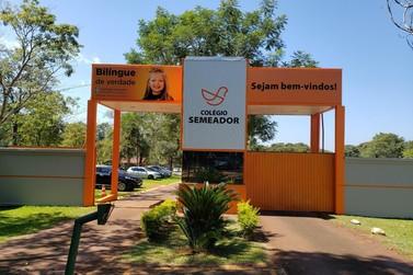Colégio Semeador oferece bolsas de estudo de até 100% em Foz do Iguaçu