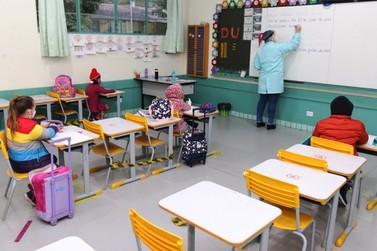 Divulgada a classificação final do Processo Seletivo para a educação infantil