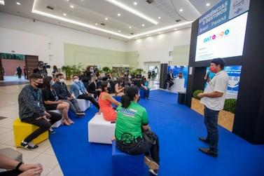 Festival das Cataratas abre espaço para a apresentação de inovações e negócios
