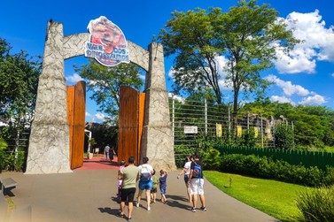 Complexo Dreams Park Show recebe 15,3 mil visitantes durante o feriado
