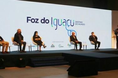 Foz do Iguaçu Destino do Mundo tem nova identidade visual para divulgação