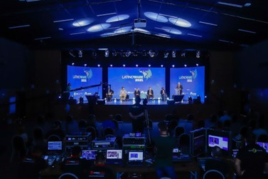 Latinoware conta com mais de 3.500 inscritos pela internet no primeiro dia