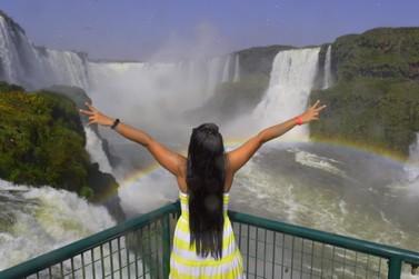 Mais de 19 mil pessoas visitaram as Cataratas do Iguaçu no feriadão da Padroeira