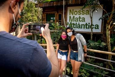 Parque das Aves espera receber 8 mil turistas no feriadão da Padroeira