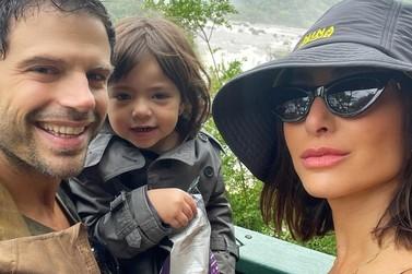 Sabrina Sato passeia com a família pelas Cataratas do Iguaçu e Parque das Aves