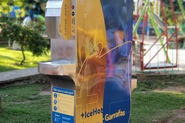 Startup vai oferecer água de qualidade e gratuita em locais públicos da Vila A