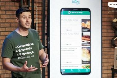 Um Bom App, startup incubada no PTI, participa de programa da Sony Channel