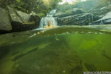 Cachoeira, trilha e experiência caiçara são os atrativos do Salto Parati
