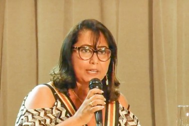 Cátia do Doro é eleita a primeira mulher presidente da Câmara de Vereadores