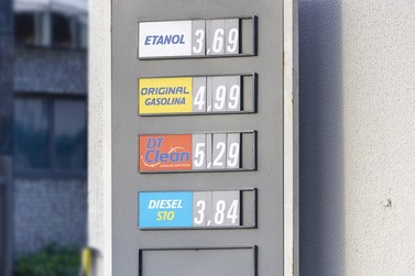 Aumento da gasolina já reflete nos postos em Guaratuba