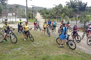 Grupo tenta retomar o espírito das pedaladas em Guaratuba