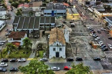 Paróquia lança vaquinha virtual para a reforma do telhado da Igreja Matriz