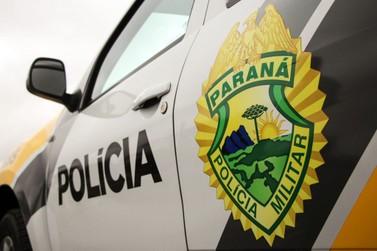 PM prende dupla envolvida em homicídio que estava escondida no Brejatuba
