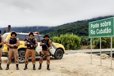 PM prende homem com Mandado de Prisão no Cubatão