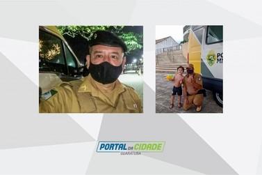 PM que atuou na Operação Verão em Guaratuba conta sobre a luta contra a Covid-19