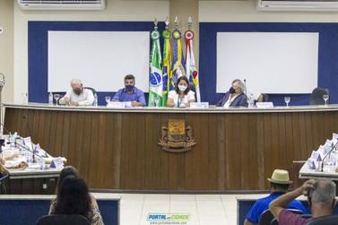 Vereadores falam de união em primeira sessão da Câmara de Guaratuba