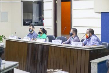 Vereadores criam comissão especial para assuntos da pandemia