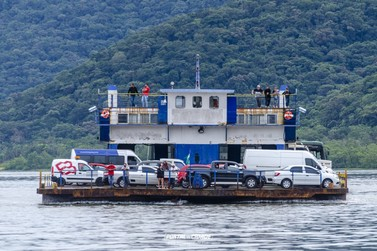 CGE instaura auditoria na travessia da Baía de Guaratuba