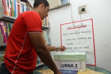 Efeito suspensivo libera votação presencial para diretores de colégios estaduais