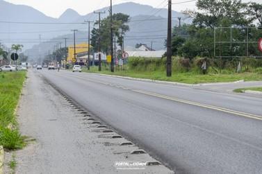 Guaratuba encaminha ofício ao DER-PR pedindo melhorias na Avenida Paraná