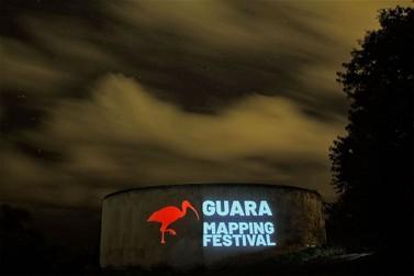 Guaratuba será palco do primeiro festival de projeção mapeada do Paraná