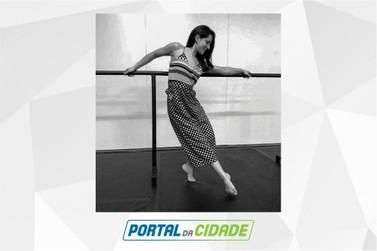 Moradora de Guaratuba vem se destacando no mundo da dança