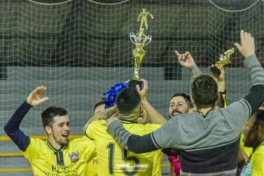 RCS vence a Copa Guaratuba de Futsal