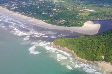 Sabia que existe outra Guaratuba em São Paulo? Conheça um pouco da praia