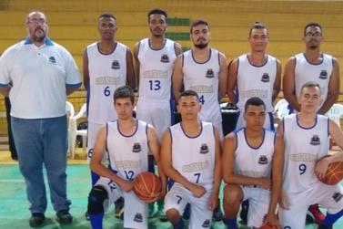 Equipe Guaxupeana de basquete masculino lidera ranking do JOJUNIOR