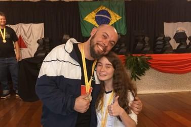 Competidora de Xadrez será única representante de Guaxupé na Etapa Final do JEMG