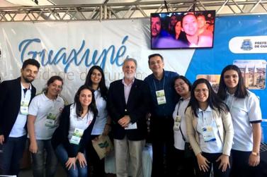 Guaxupé participa de Seminário Nacional de Turismo