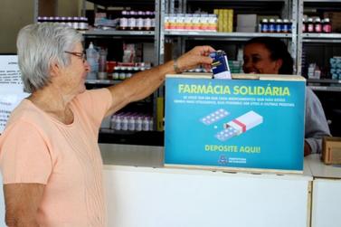 Prefeitura de Guaxupé implanta Farmácia Solidária