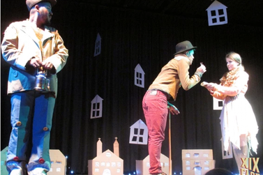 Grupos de Teatro de Guaxupé ganham prêmios em Conselheiro Lafaiete