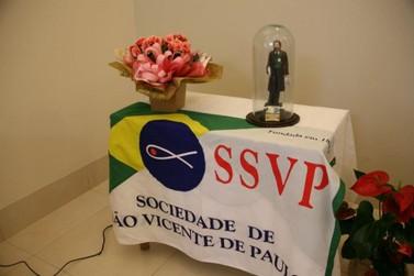 Guaxupé recebe relíquia do Beato Frederico Ozanam