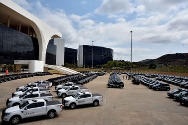 Polícia Civil de Guaxupé recebe nova viatura