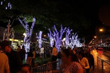 Comerciantes esperam aumento de 25% nas vendas durante o Natal