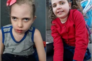 Família faz nova vaquinha para comprar medicamento de Maria Clara