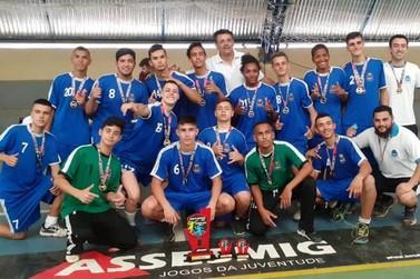 Handebol de Guaxupé conquista títulos e feito histórico nos Joju 2019