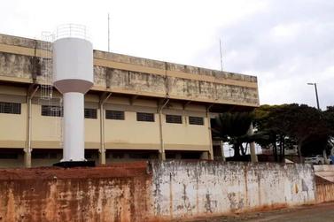 Prefeitura anuncia troca de piso e reformado Ginásio Poliesportivo