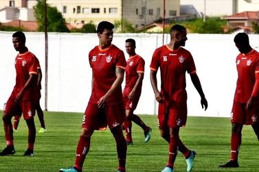 Boa Esporte faz jogo-treino contra time do IFSULDEMINAS de Muzambinho