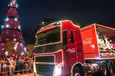 Caravana de Natal passará por Guaxupé no dia 5 de dezembro