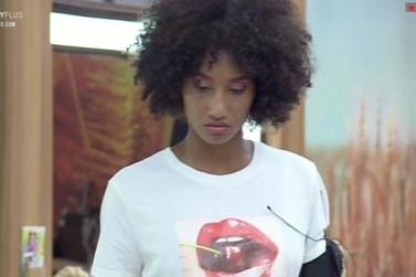 Miss Caconde é vítima de racismo na Fazenda 11