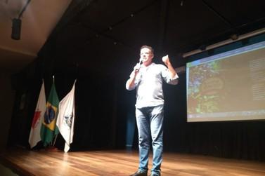 Teatro Municipal recebe Seminário de Turismo de Guaxupé